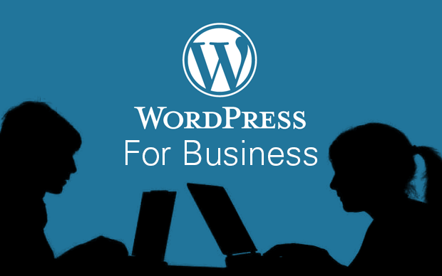 WordPress For Business Website